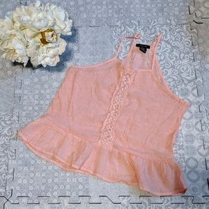 💛 3 for $30 Coral top